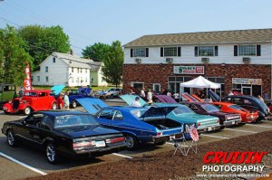 Cromwell Memorial Day Car Show