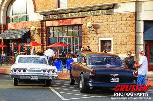 Car talk and good food were on tap at the 17th Annual Cruising on Main.