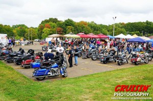 Bikers, chili cooks and chili aficionados packed the Middletown Elks Lodge parking lot.
